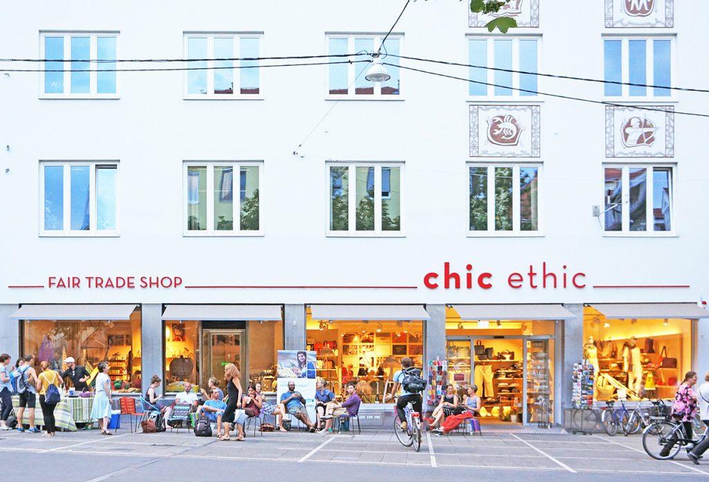 Chic-Ethic @ Chic-Ethic