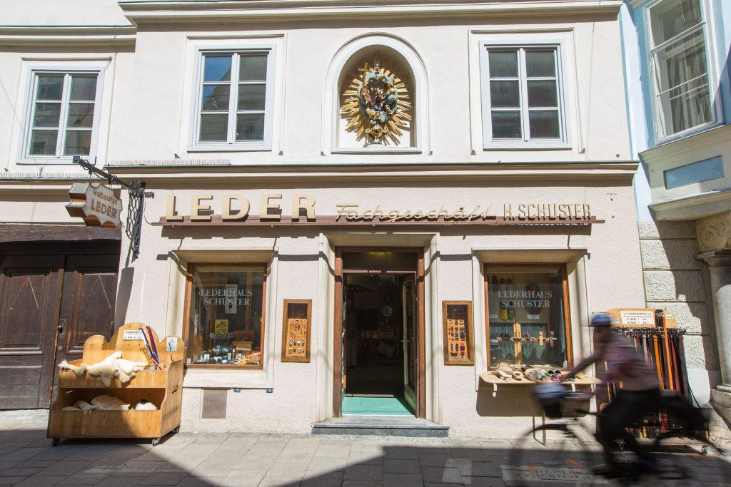 Leder Schuster © Graz Tourismus - Harry Schiffer