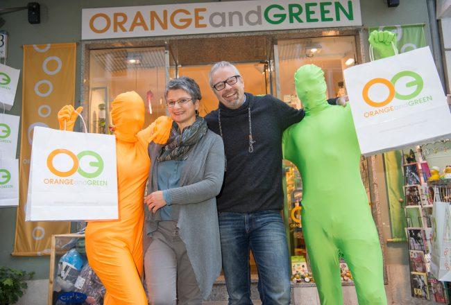 OrangeandGreen © Foto Fischer