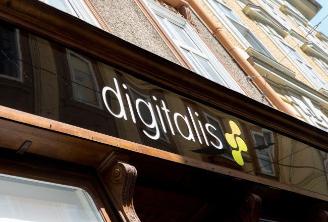 digitalis © Graz Tourismus - Harry Schiffer