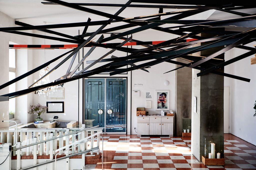 Grand Hôtel Wiesler Lobby © Weitzer Hotels