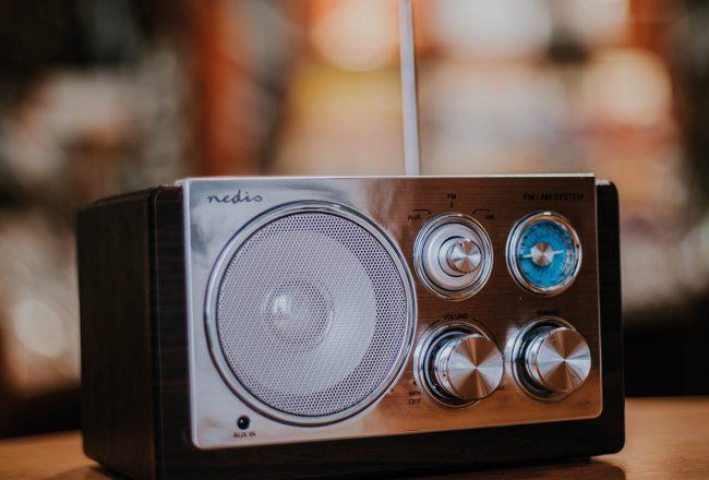 nostalgischer Radio von Friebe