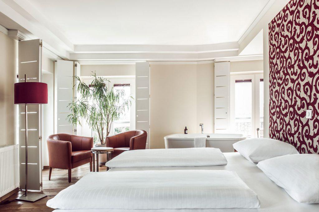 Hotel Weitzer Classic Rubin Zimmer © Weitzer Hotels