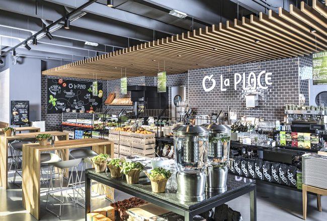 La Place Gigasport © Klemens König