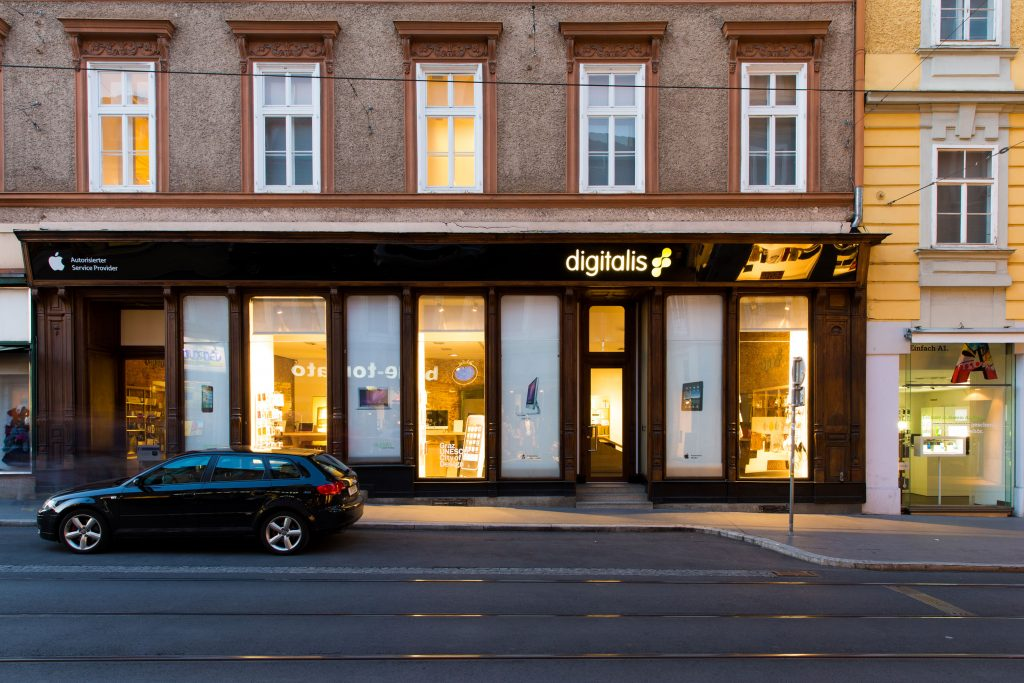 digitalis © Graz Tourismus - Harry Schiffer
