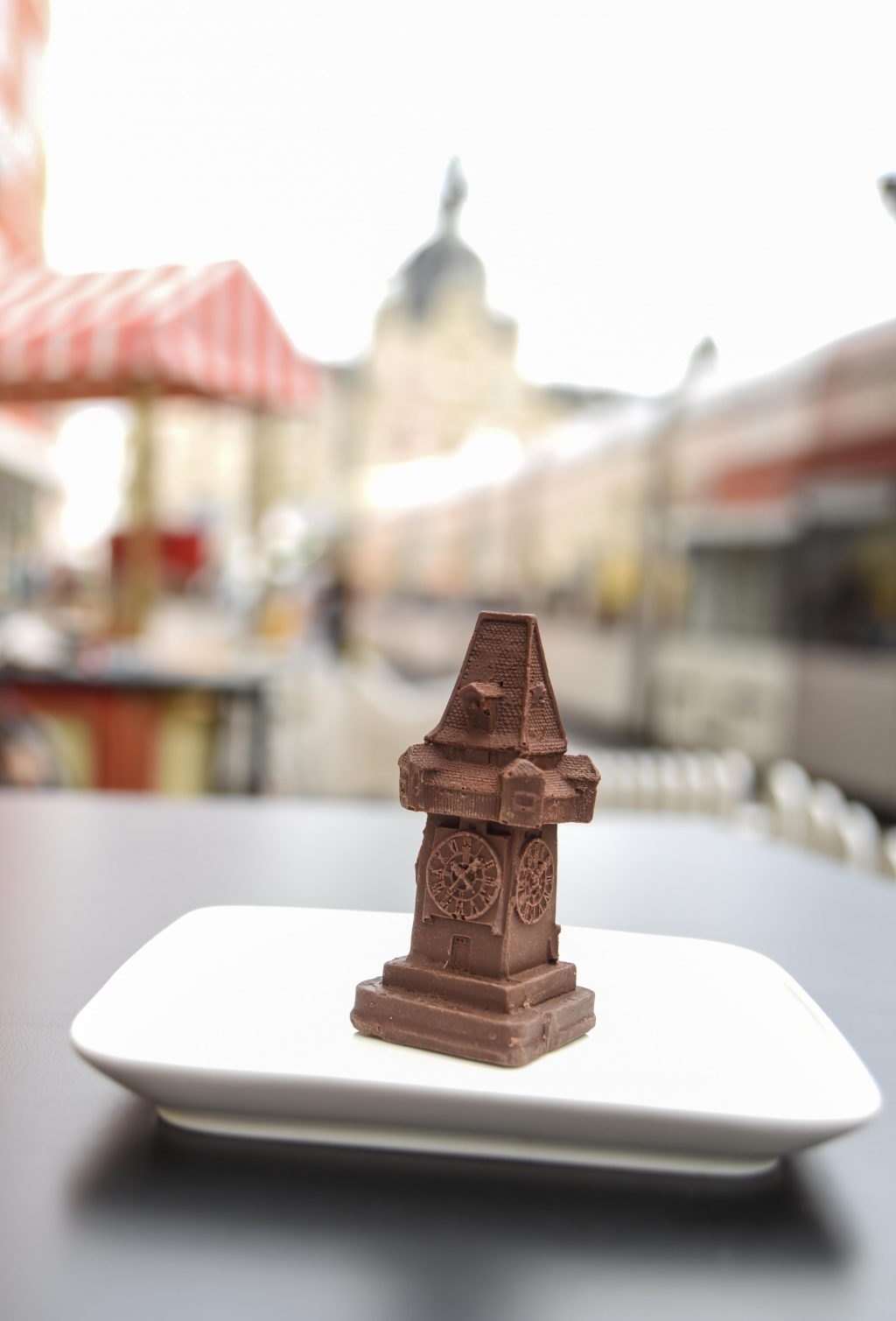 Süßer Steirer Süßer Uhrturm © Süßer Steirer