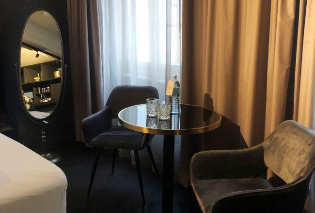 Einblick in ein Apartment bei Aiola Living
