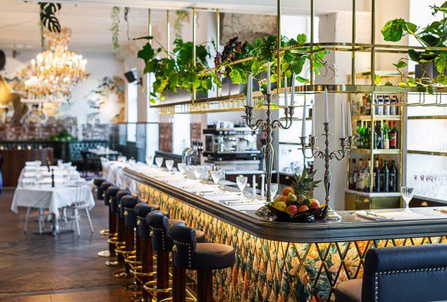 Salon Marie die Bar