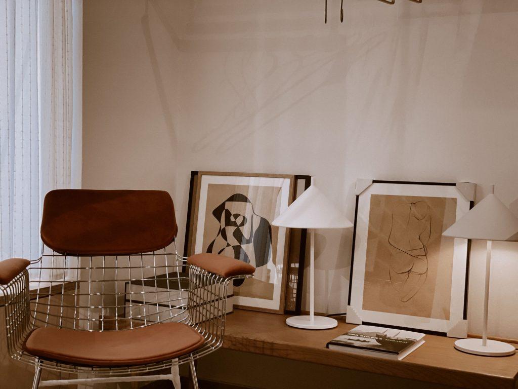 Store Tash Living Innen mit Deko pPodukten