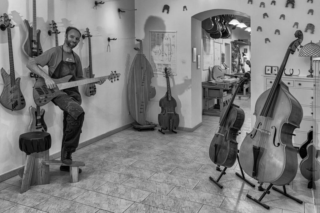 Geigenwerkstatt